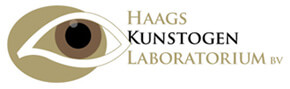 Logo Haags Kunstoog Laboratorium